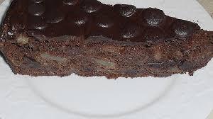 saftige apfel schoko torte