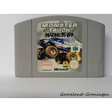 Monster Truck Madness 64 (EUR) - Gameland-Groningen Hot Wheels Monster Jam World Finals Xi Truck 164 Diecast In Madness 64 Nintendo Review Hd Youtube Tgdb Browse Game Cart N64 Pal Gimko Beef O Bradys Coming To Bristol Motor Speedway Cheap Car Find Deals On Line At Alibacom Nintendo64ever Previews Of The Game Ruins Play Games Emulator Online Handleiding Eur Gamelandgroningen Released Yucatan Adventure Rally Track Beamng