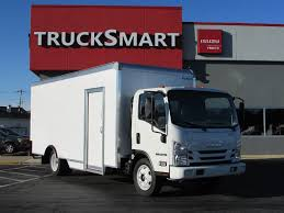 2018 ISUZU NPR-HD 18 FT CARGOPORT BOX VAN TRUCK FOR SALE #11150