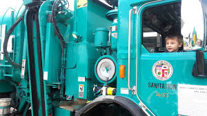100 Garbage Truck Youtube L A Sanitation Open House YouTube