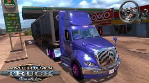 100 Sonoran Truck And Diesel Curvas Y Accidentes International Prostar Mapa Sonora ATS