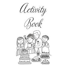 Becoming A Wedding Planner And Photographer Activity Book For The Kiddos