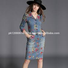 jeans long dress jeans long dress suppliers and manufacturers at