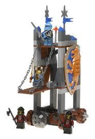 siege lego knights kingdom siege tower lego kingdom castle sets