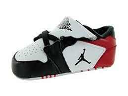 Amazon Air Jordan 1st Crib Infant Soft Bottom Shoes