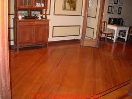 Wood Floor Cupping In Winter by Wood Floor Damage Diagnosis Faqs