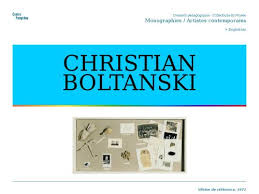 christian boltanski la chambre ovale le dossier pédagogique christian boltanski centre pompidou