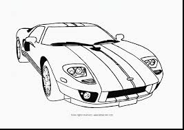 Marvelous Car Coloring Pages Kids Printable With Page And Lamborghini