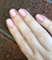 max the unicorn manicure sally hansen miracle gel in pinky promise