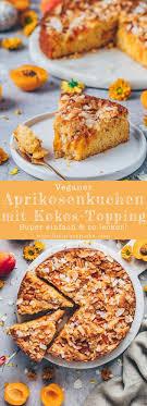 aprikosenkuchen mit kokos