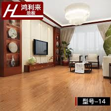 Self Adhesive PVC Floor Stickers Glue Paper Home Leather Thick Wear Resistant Waterproof Bedroom