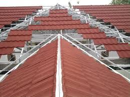 Decra Villa Tile Capri Clay by Decra Roofing Cost Flat Roof Pictures