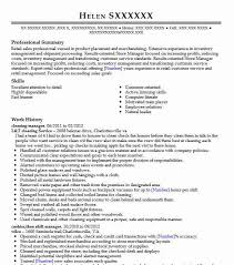 Cleaning Manager Resume Sample Resumes Livecareer Rh Com Professional Janitorial Maintenance