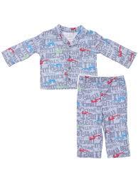 100 Monster Truck Pajamas CoatStyle For Infant Boys Walmartcom