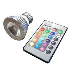 best of color changing light bulb or disco 61 led color changing