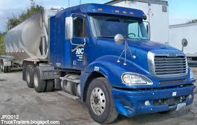 100 Atlantic Trucking TRUCK TRAILER Transport Express Freight Logistic Diesel Mack