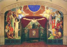 Jose Clemente Orozco Murales Palacio De Gobierno by In 1922 Rivera Completed The First Of The Murals At The Escuela