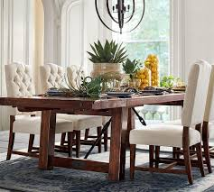 Table Fascinating Dining Tables Room Pottery Barn Tropical Medium ... Pottery Barn Benchwright Extending Ding Table Reviews Fniture Farmhouse Buffet When I Get A Bigger House Beautiful Style Room 18 With Additional Large Round Pedestal Looking For Kitchen Table Dishes And Designs Likable Outdoor Fniture Maintenance Articles With Fixed Boat Tag Fascating
