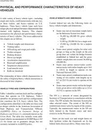 PHYSICAL AND PERFORMANCE CHARACTERISTICS OF HEAVY VEHICLES - PDF Road Signs In The United States Wikipedia Revised Weight Limits For Bridges Add Time Money Wisconsin Are Double Trailers Cost Effective Transporting Forest Biomass Nyc Dot Trucks And Commercial Vehicles Chapter 3 Concept Of Recommended Methodology Esmating Bridge One Primary Duties Vehicle Division Is Child Passenger Safety Tennessee Traffic Resource Service Effect Of Truck Weight On Bridge Network Costs Request Pdf Michiana Area Council Of Governments 2007 Truck Route Inventory
