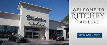 Ritchey Cadillac - Daytona Beach, FL - Serving Orlando And Palm Coast