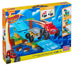 Hape Kitchen Set Singapore by Blaze And The Monster Machines Mega Bloks Jungle Ramp Rush