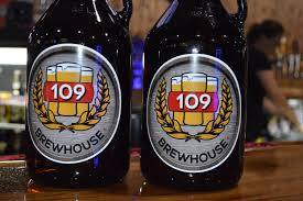 O Fallon Pumpkin Beer by 109 Brewhouse Now Pouring In O U0027fallon Saint Brewis
