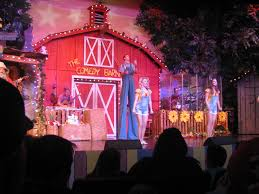 The edy Barn in Pigeon Forge Tennessee