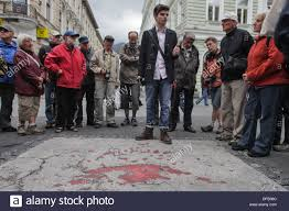 sarajevo siege sarajevo roses the spots that were shelled during the siege and