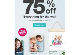 Walgreens: 75% Off Photos For The Wall :: WRAL.com