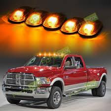 5pcs Clear Amber LED Cab Roof Marker Top Clearance 264146CL Lights ... 25 Oval Truck Led Front Side Rear Marker Lights Trailer Amber 10 Xprite 7 Inch Round Super Bright 120w G1 Cree Projector 4 Rectangular Lamp Light For Bus Boat Rv 12 Clearance Speedtech 12v 3 Indicators 4pcs In 1ea Of An Arrow B52 55101 Amber Marker Lights Parts World Vms 0309 Dodge Ram 3500 Bed Side Fender Dually Marker Lights 1pc Red Car Led Truck 24v Turn Signal 2018 24v 12v For Lorry Trucks 200914 F150 Front F150ledscom Tips To Modify Vehicle With Tedxumkc Decoration