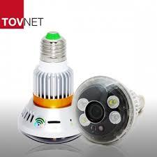qoo10 tovnet tov 147 wireless cctv led bulbs single self
