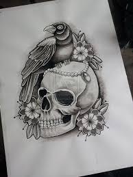 Sugar Skulls Tattoo Design By Jeremykylebrown Via Flickr