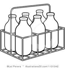 Milk Clip Art