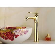 waschtisch armatur in messing ausführung armatur in farbe gold elegantes modernes design