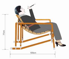 Bibendum Chair By Eileen Gray by Eileen Gray 1878 To 1976