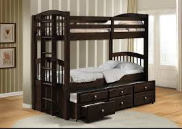 Low To The Ground Bunk Beds by Acme Furniture Micah Twin Bunk Bed With 3 Drawers U0026 Reviews Wayfair