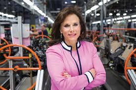 100 Rush Trucking Wayne Mi Andra Distinguished Woman In Logistics Truckerplanet