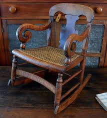 Childs Rare Antique 19th Century Tiger Maple Empire Rocking ... Details About Ladies Quartersawn Oak Empire Rocker Child Sized Style Antique Rocker With Rattan Seat And Back Pair Of French Style Armchairs 479604 Antique Cube Chair Collectors Weekly 1900s American Mahogany Rocking Lionclaw Amazoncom Pnic Blanket Waterproofvintage Lacy Tall Carved Stick Ball Exactly Like Littleworkshop Services Page Revival Claw Foot Paw Feet Recent Upholstery 31593 Grotto Open Scallop Carved Silver An Empire Rocking Chair From The End Of 19th