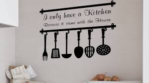 Wood Fork And Spoon Wall Hanging by Mural Awesome Kitchen Wall Murals Kitchen Art Fork Spoon Knife