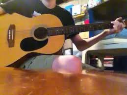 ellie alice by local natives acoustic guitar cover youtube