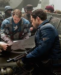 Reason 2 Why I Love The First Avenger Buckys Blue Jacket