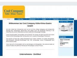 cool company kälte klima gastro gmbh 8430 leibnitz