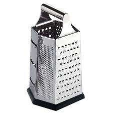 HOME BASICS Cheese Grater Amazonca Home Kitchen