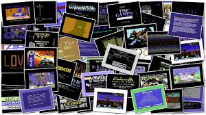 C64 Big Game Pack | NIGHTFALL Blog / RetroComputerMania.com
