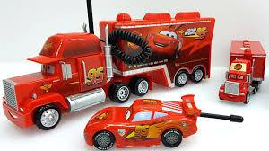100 Lightning Mcqueen Truck Disney Pixar Mack And Disney Car Toys For