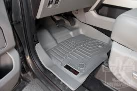 Weathertech Vs Husky Liners Floor Mats by 2015 2017 F150 Interior Storage U0026 Floor Mats