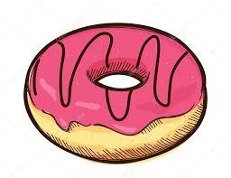 Stock Illustration Donut Illustration