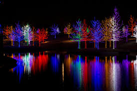 best places to see lights in metro atlanta woodstock