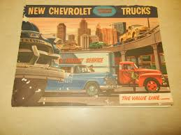 100 1954 Gmc Truck For Sale Chevrolet Sales Double Side Poster Chevrolet GMC S