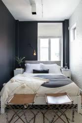 schmales schlafzimmer design 115 fotos echte moderne ideen